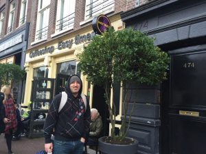 Easy Times אמסטרדם קופי שופ